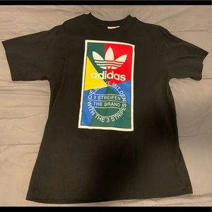 Adidas Spectrum Boxed Logo T-Shirt